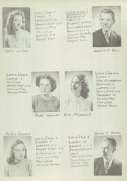 Page 15, 1949 Edition, Losantville High School - Mysticlens Yearbook (Losantville, IN) online yearbook collection