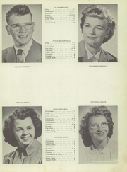 Page 11, 1950 Edition, Losantville High School - Mysticlens Yearbook (Losantville, IN) online yearbook collection