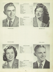 Page 13, 1950 Edition, Losantville High School - Mysticlens Yearbook (Losantville, IN) online yearbook collection