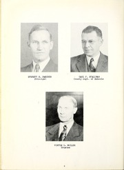 Page 10, 1948 Edition, Spencerville High School - Spenconian Yearbook (Spencerville, IN) online yearbook collection