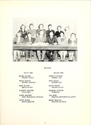 Page 11, 1948 Edition, Spencerville High School - Spenconian Yearbook (Spencerville, IN) online yearbook collection
