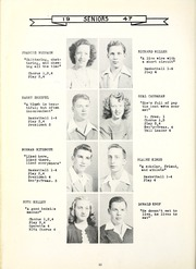 Page 14, 1948 Edition, Spencerville High School - Spenconian Yearbook (Spencerville, IN) online yearbook collection