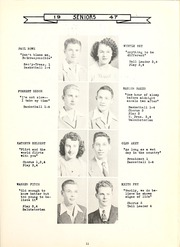 Page 15, 1948 Edition, Spencerville High School - Spenconian Yearbook (Spencerville, IN) online yearbook collection