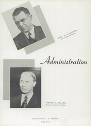 Page 11, 1950 Edition, Spencerville High School - Spenconian Yearbook (Spencerville, IN) online yearbook collection