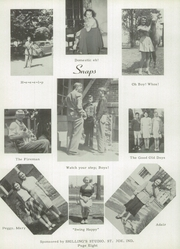 Page 14, 1950 Edition, Spencerville High School - Spenconian Yearbook (Spencerville, IN) online yearbook collection