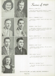 Page 16, 1950 Edition, Spencerville High School - Spenconian Yearbook (Spencerville, IN) online yearbook collection