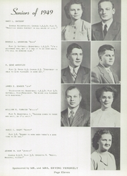 Page 17, 1950 Edition, Spencerville High School - Spenconian Yearbook (Spencerville, IN) online yearbook collection