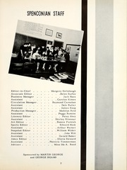 Page 11, 1952 Edition, Spencerville High School - Spenconian Yearbook (Spencerville, IN) online yearbook collection