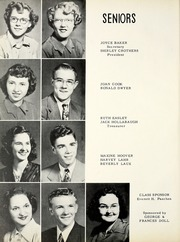 Page 16, 1952 Edition, Spencerville High School - Spenconian Yearbook (Spencerville, IN) online yearbook collection