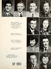 Page 17, 1952 Edition, Spencerville High School - Spenconian Yearbook (Spencerville, IN) online yearbook collection