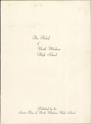 Page 7, 1943 Edition, North Madison High School - Releef Yearbook (Madison, IN) online yearbook collection