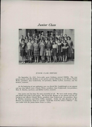 Page 14, 1945 Edition, North Madison High School - Releef Yearbook (Madison, IN) online yearbook collection