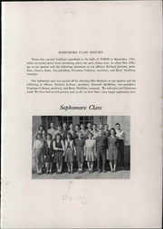 Page 15, 1945 Edition, North Madison High School - Releef Yearbook (Madison, IN) online yearbook collection
