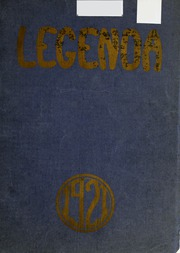 Page 5, 1921 Edition, Arthur Hill High School - Legenda Yearbook (Saginaw, MI) online yearbook collection