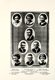 Page 16, 1922 Edition, Arthur Hill High School - Legenda Yearbook (Saginaw, MI) online yearbook collection