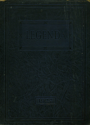 Page 1, 1927 Edition, Arthur Hill High School - Legenda Yearbook (Saginaw, MI) online yearbook collection