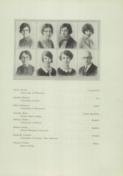 Page 17, 1927 Edition, Arthur Hill High School - Legenda Yearbook (Saginaw, MI) online yearbook collection