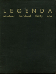 Arthur Hill High School - Legenda Yearbook (Saginaw, MI) online yearbook collection, 1931 Edition, Page 1