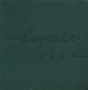 Arthur Hill High School - Legenda Yearbook (Saginaw, MI) online yearbook collection, 1937 Edition, Page 1