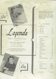 Page 3, 1943 Edition, Arthur Hill High School - Legenda Yearbook (Saginaw, MI) online yearbook collection