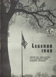 Page 5, 1949 Edition, Arthur Hill High School - Legenda Yearbook (Saginaw, MI) online yearbook collection