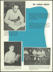 Page 12, 1955 Edition, Arthur Hill High School - Legenda Yearbook (Saginaw, MI) online yearbook collection