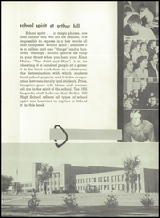 Page 7, 1955 Edition, Arthur Hill High School - Legenda Yearbook (Saginaw, MI) online yearbook collection