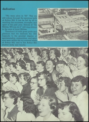 Page 9, 1955 Edition, Arthur Hill High School - Legenda Yearbook (Saginaw, MI) online yearbook collection