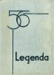 Page 1, 1956 Edition, Arthur Hill High School - Legenda Yearbook (Saginaw, MI) online yearbook collection