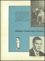 Page 16, 1956 Edition, Arthur Hill High School - Legenda Yearbook (Saginaw, MI) online yearbook collection