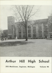 Page 6, 1960 Edition, Arthur Hill High School - Legenda Yearbook (Saginaw, MI) online yearbook collection