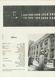 Page 7, 1960 Edition, Arthur Hill High School - Legenda Yearbook (Saginaw, MI) online yearbook collection