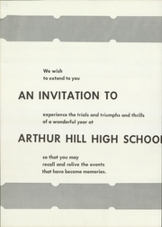 Page 8, 1960 Edition, Arthur Hill High School - Legenda Yearbook (Saginaw, MI) online yearbook collection