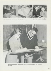 Page 17, 1961 Edition, Arthur Hill High School - Legenda Yearbook (Saginaw, MI) online yearbook collection