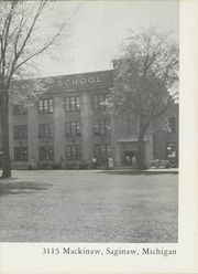 Page 7, 1961 Edition, Arthur Hill High School - Legenda Yearbook (Saginaw, MI) online yearbook collection
