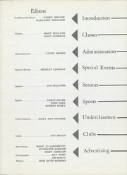 Page 8, 1961 Edition, Arthur Hill High School - Legenda Yearbook (Saginaw, MI) online yearbook collection