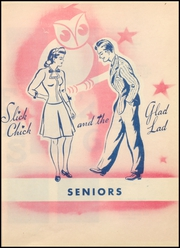 Page 15, 1946 Edition, Eden High School - Zephyr Yearbook (Greenfield, IN) online yearbook collection