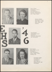 Page 17, 1946 Edition, Eden High School - Zephyr Yearbook (Greenfield, IN) online yearbook collection