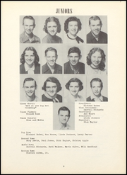 Page 13, 1953 Edition, Eden High School - Zephyr Yearbook (Greenfield, IN) online yearbook collection