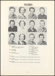 Page 15, 1953 Edition, Eden High School - Zephyr Yearbook (Greenfield, IN) online yearbook collection