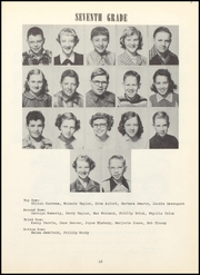 Page 17, 1953 Edition, Eden High School - Zephyr Yearbook (Greenfield, IN) online yearbook collection