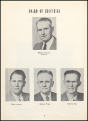 Page 6, 1953 Edition, Eden High School - Zephyr Yearbook (Greenfield, IN) online yearbook collection