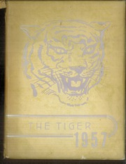1957 Edition, Tangier High School - Tiger Yearbook (Liberty, IN)