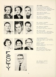 Page 12, 1955 Edition, Carrollton High School - Cardinal Yearbook (Carrollton, IN) online yearbook collection