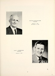 Page 9, 1955 Edition, Carrollton High School - Cardinal Yearbook (Carrollton, IN) online yearbook collection