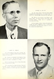 Page 10, 1956 Edition, Solsberry High School - Hornet Yearbook (Solsberry, IN) online yearbook collection