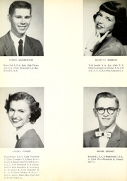 Page 12, 1956 Edition, Solsberry High School - Hornet Yearbook (Solsberry, IN) online yearbook collection