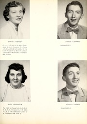 Page 15, 1956 Edition, Solsberry High School - Hornet Yearbook (Solsberry, IN) online yearbook collection