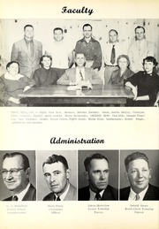 Page 8, 1956 Edition, Solsberry High School - Hornet Yearbook (Solsberry, IN) online yearbook collection