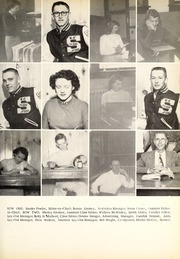 Page 9, 1956 Edition, Solsberry High School - Hornet Yearbook (Solsberry, IN) online yearbook collection